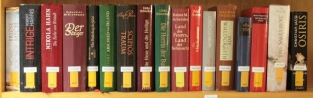 kath. öffentl. Bücherei St. Johannes Ev. Gernsdorf