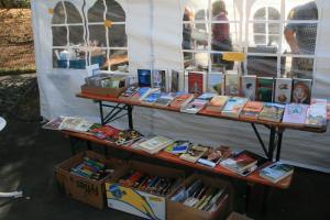 Pfarrfest Gernsdorf 2018 Büchereiflohmarkt